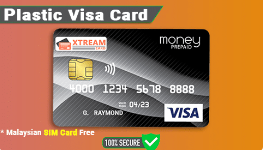 Verified PayPal Account With Plastic Visa Card And SIM Card